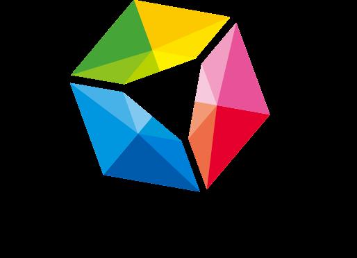 ポリゴンマジックロゴ